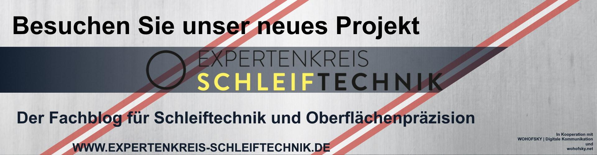 Expertenkreis Schleiftechnik